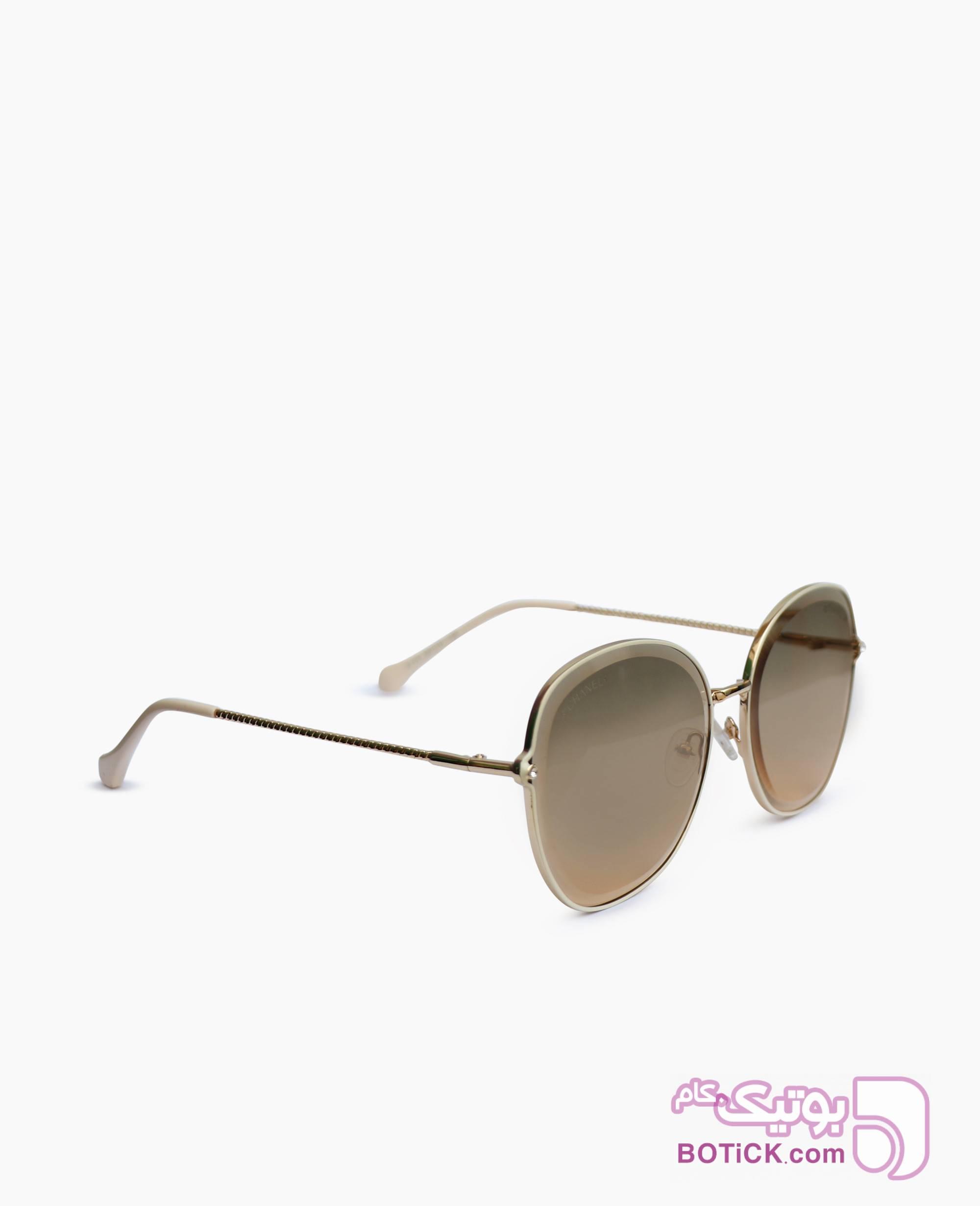 عینک آفتابی CHANEL کد 8125 آبی عینک آفتابی