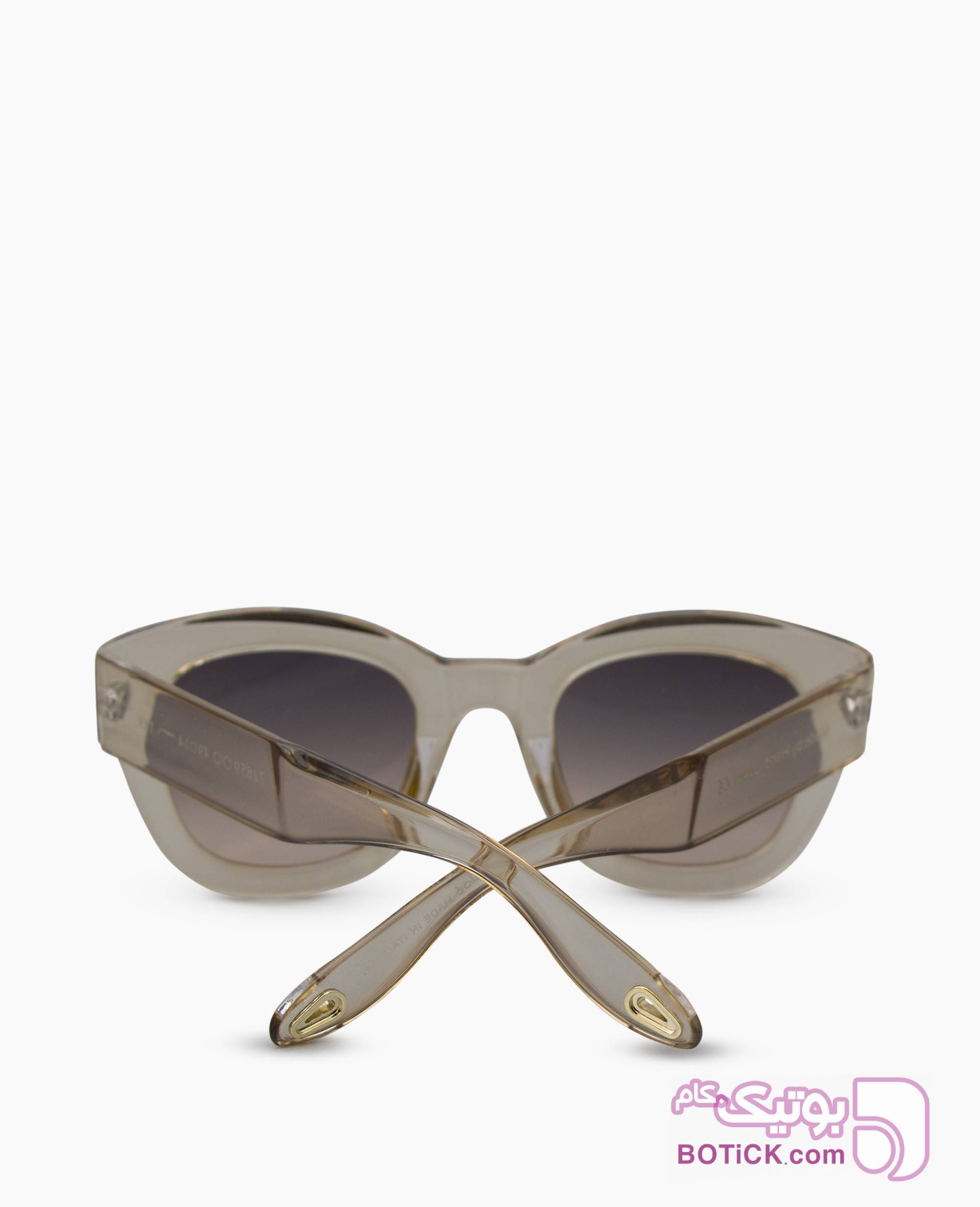 عینک آفتابی CHLOÉ کد 22859 مشکی عینک آفتابی