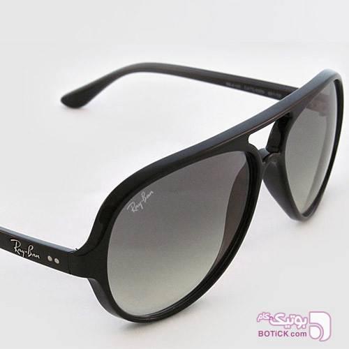 عینک ریبن کت مشکی عینک آفتابی