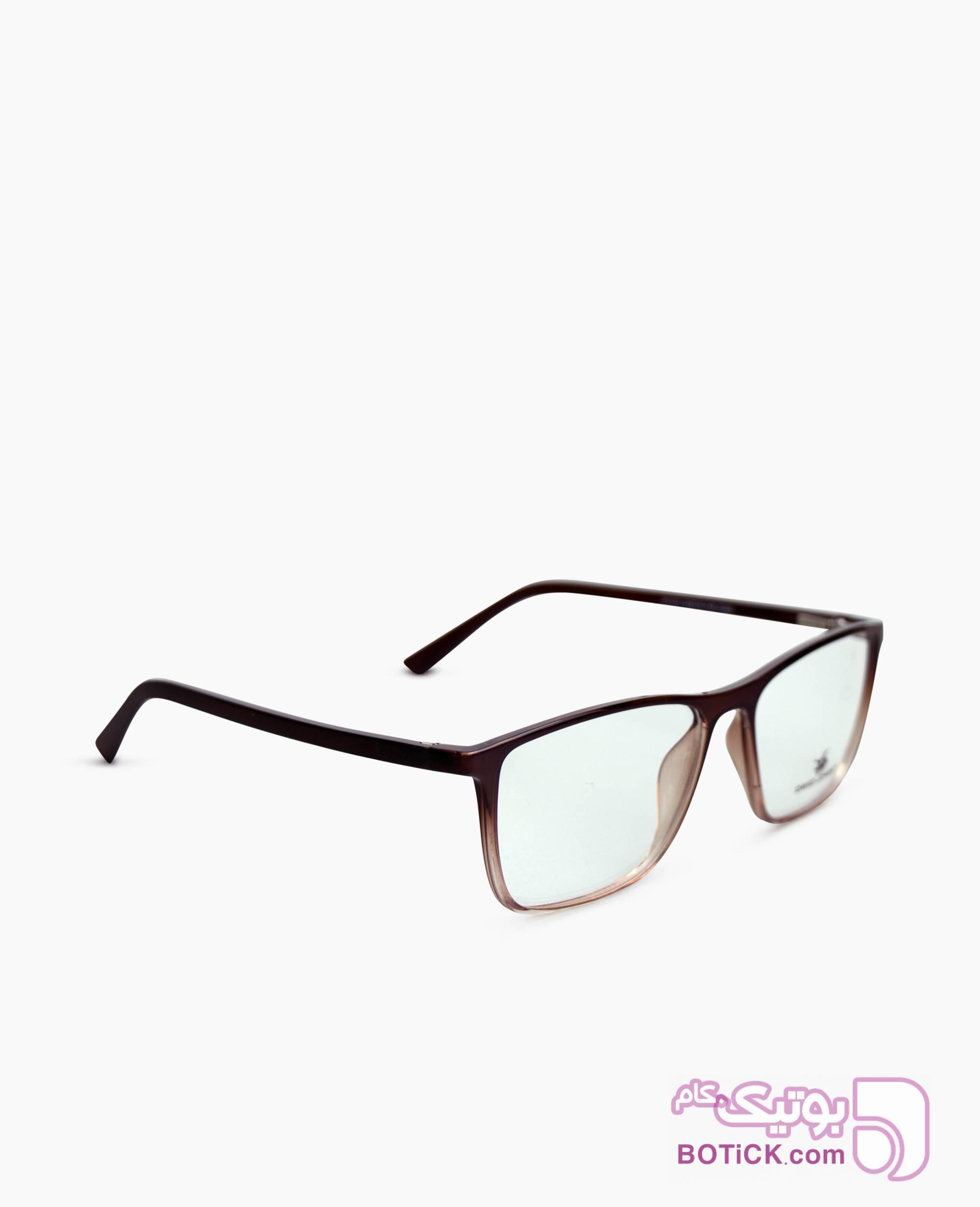 فریم عینک طبی DAVID JONES کد 1015 مشکی عینک طبی