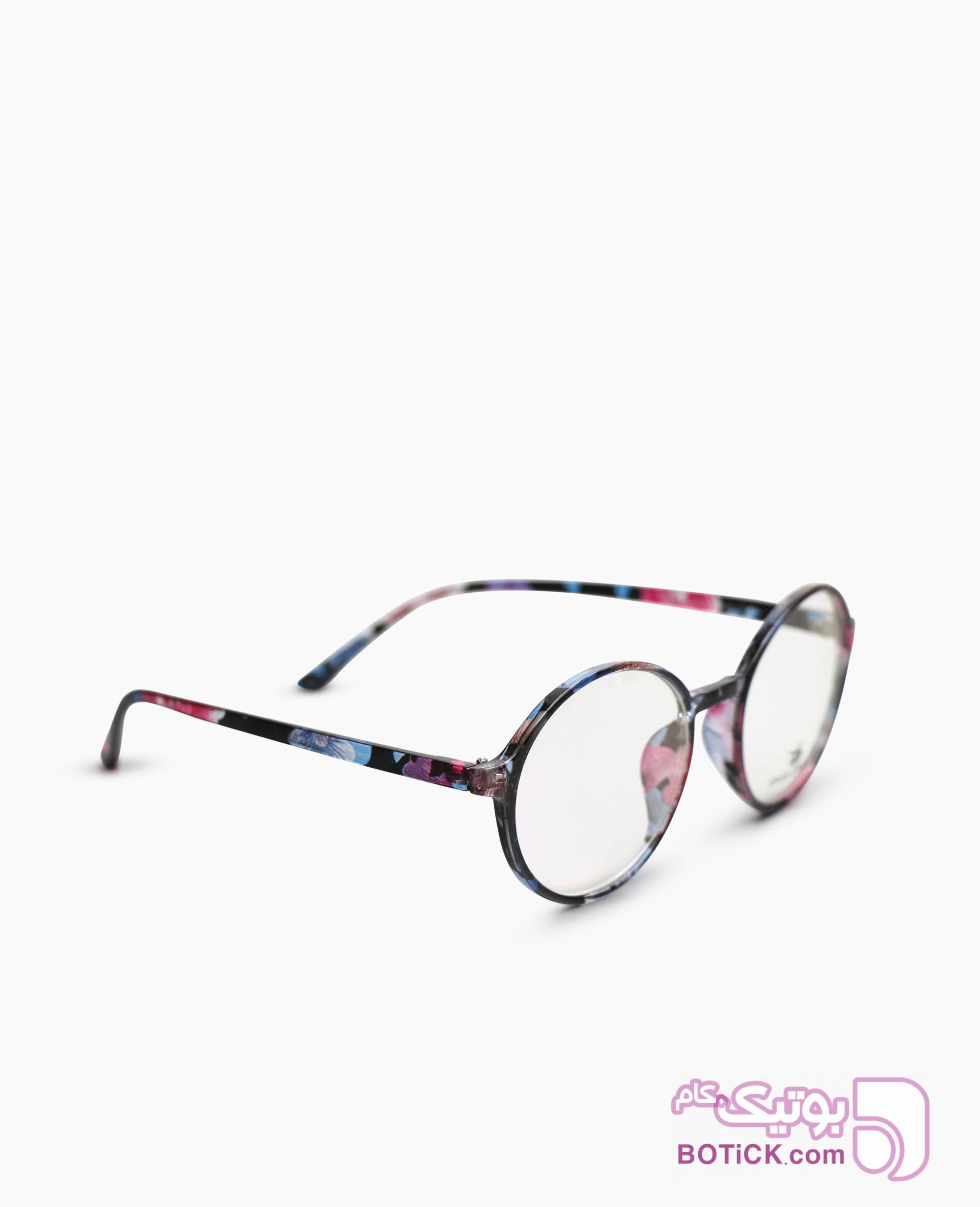 فریم عینک طبی DAVID JONES کد 2417 مشکی عینک طبی