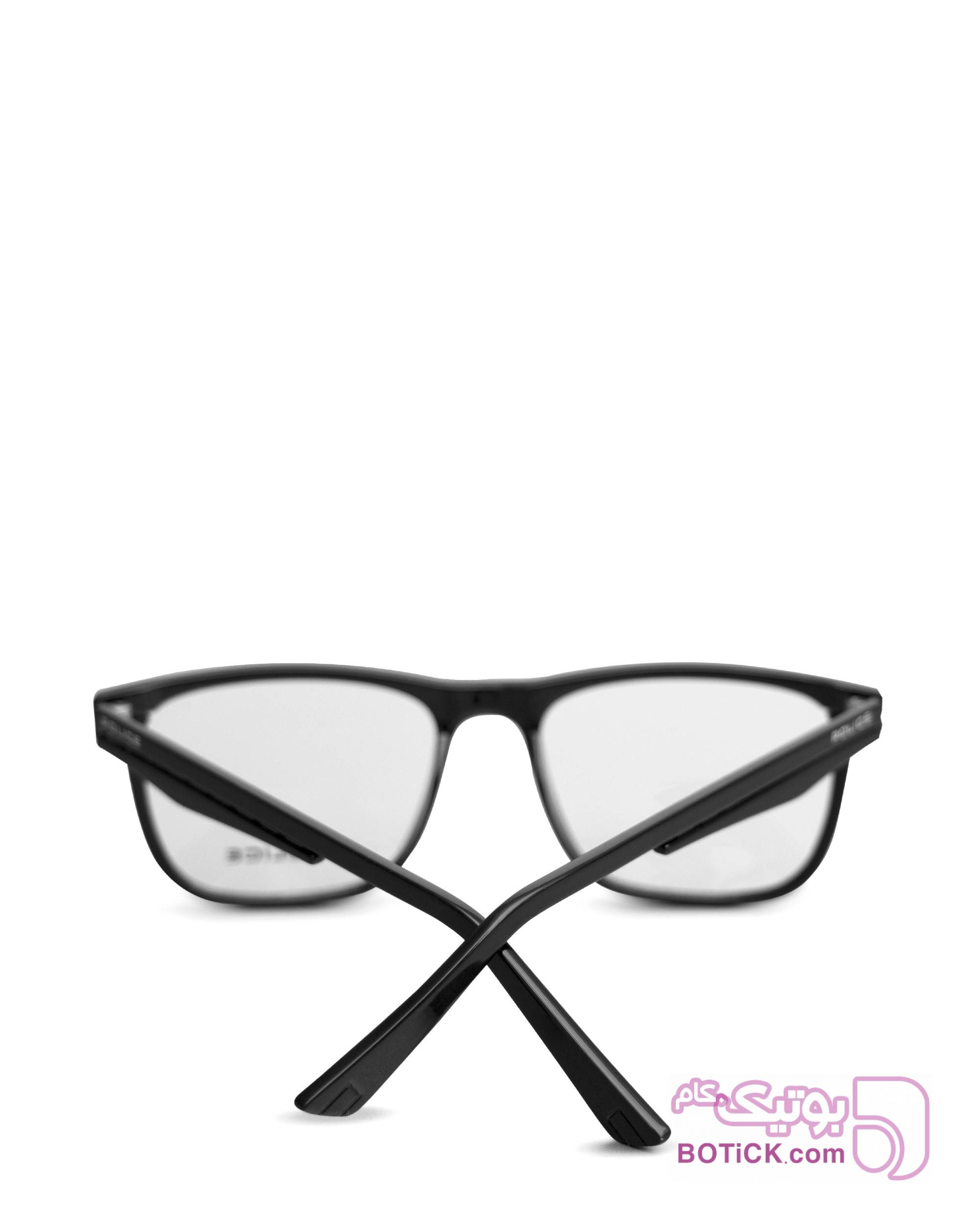 فریم عینک طبی Police کد 0637 مشکی عینک طبی