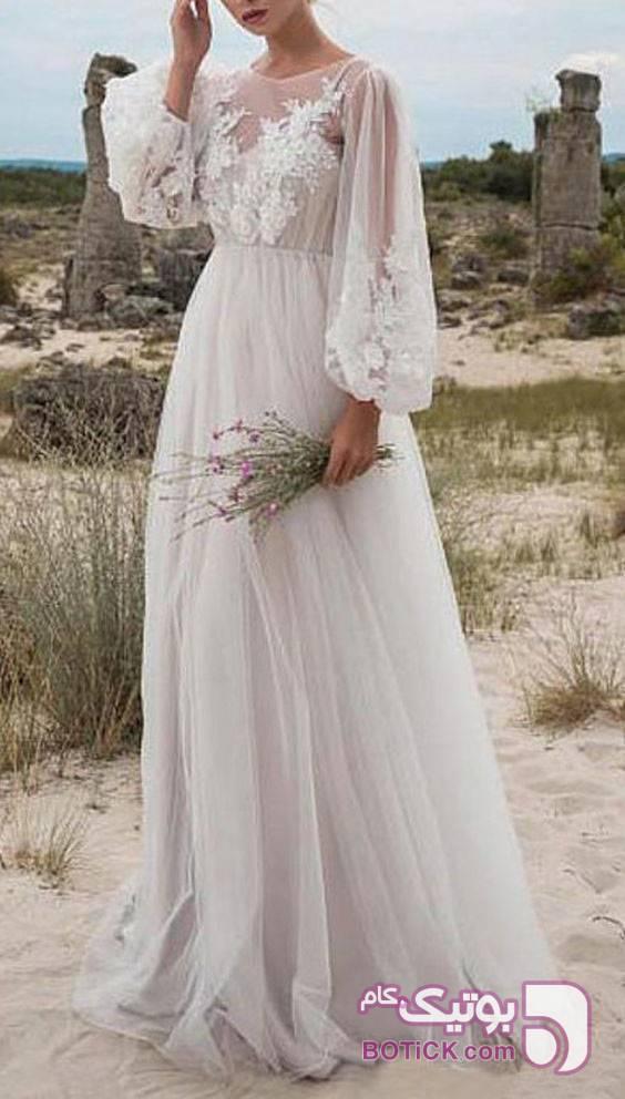 لباس نامزدی عروس سفید لباس عروس