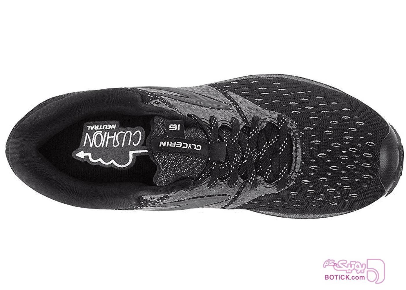 کفش اسپرت زنانه مخصوص پیاده روی بروکس مدل brooks 1202781b015 طوسی كتانی زنانه