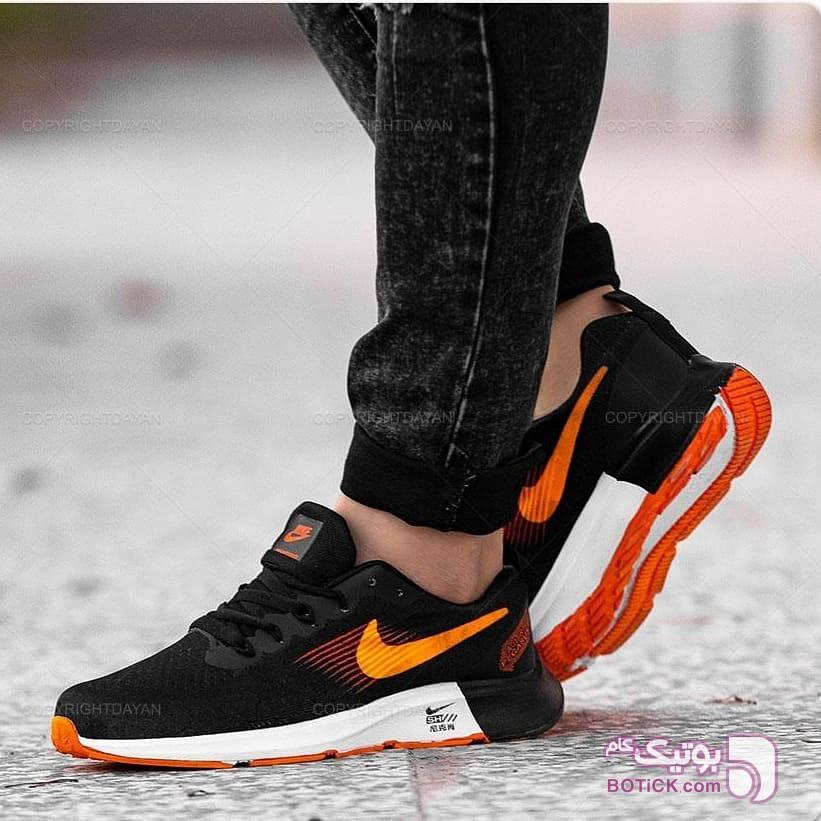 کفش نایک مشکی كتانی مردانه