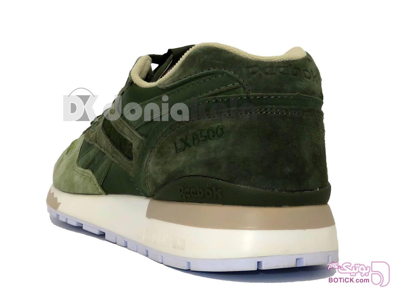 کفش و کتونی اسپرت مردانه مخصوص پیاده روی ریبوک مدل reebok 059503 سبز كتانی مردانه