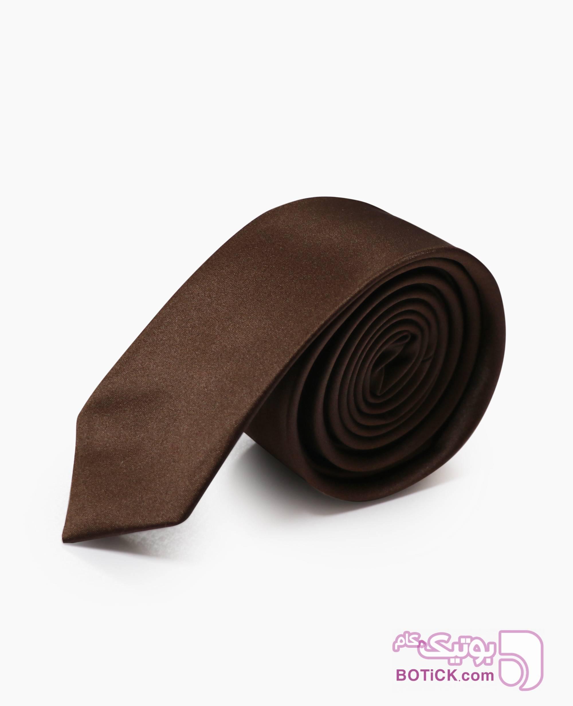 کراوات ساده مردانه کد 2511 سبز كراوات و پاپيون