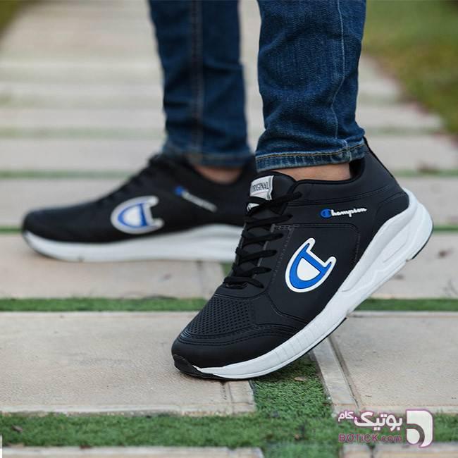 کفش مردانه مدل Champion (مشکی) مشکی كفش مردانه