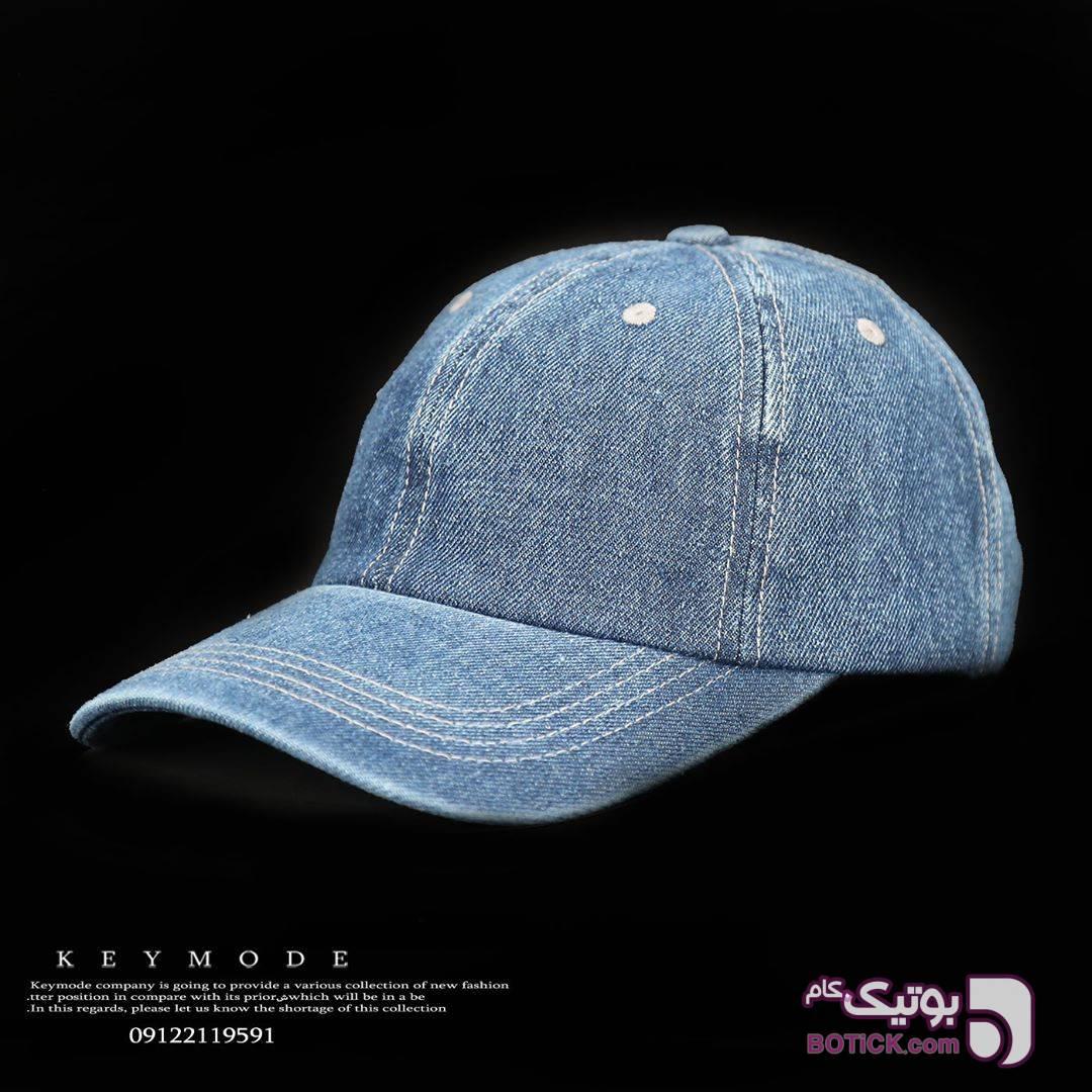 کلاه آبی کلاه و اسکارف