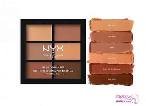 https://botick.com/product/353391-پالت-رژ-لب-نیکس-NYX-Pro-Lip-Cream-