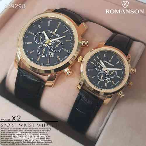 https://botick.com/product/369298-ست-ساعت-مچی-Romanson-مدل-X2
