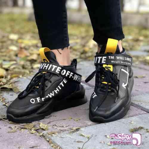 کفش دخترانه Off-White مشکی 98 2019