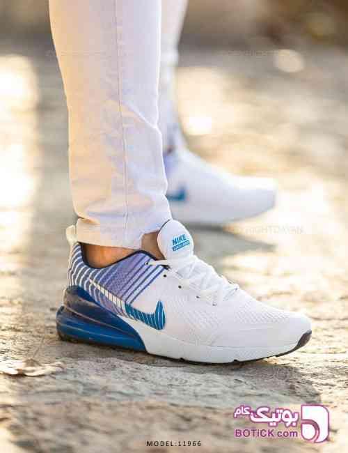 کفش مردانه Nike مشکی 98 2019