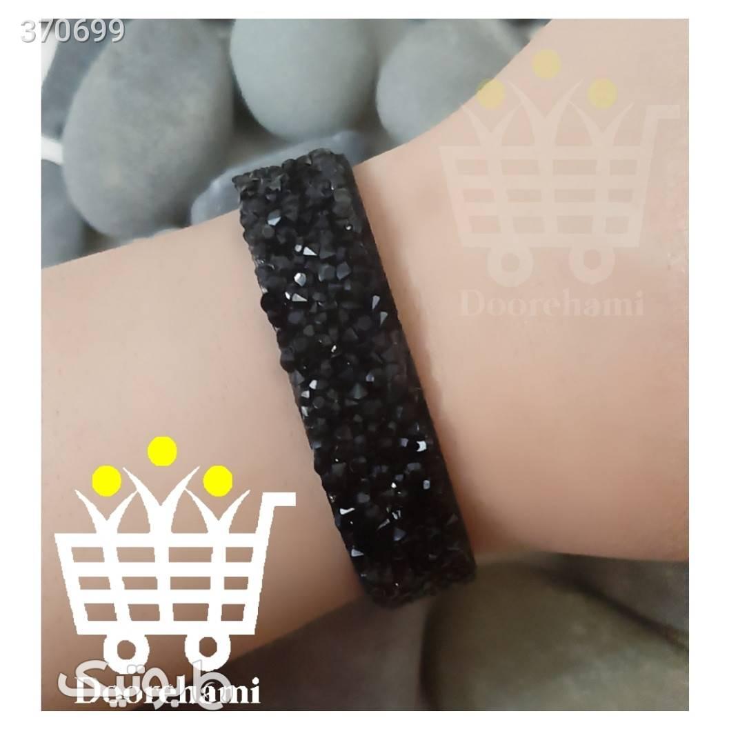 دستبند دخترانه  مشکی دستبند و پابند