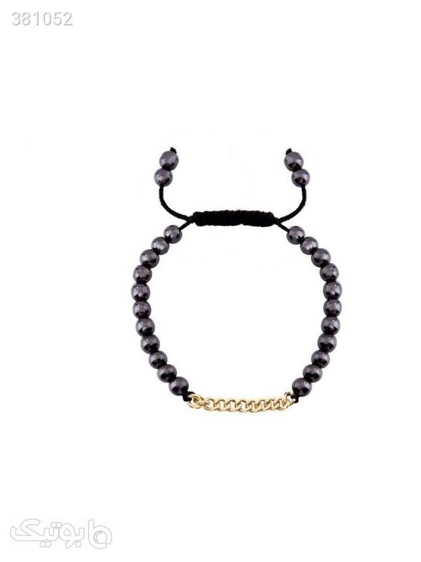 دستبند طلا 18 عیار مدل 08  طلایی دستبند و پابند