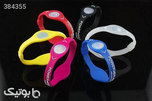دستبند مغناطیسی پاوربالانس2عددی زرد دستبند و پابند