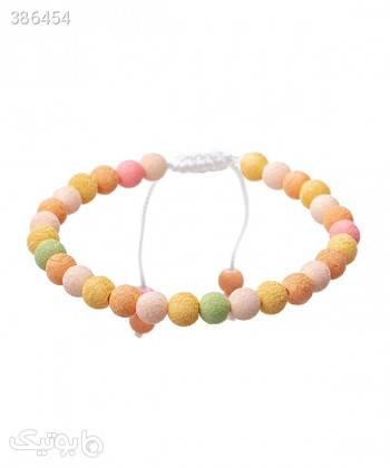 دستبند مهره ای زنانه دایس Dice کد DBS1005 مشکی دستبند و پابند