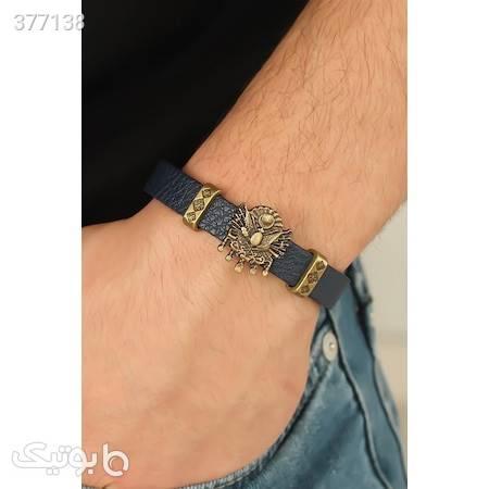 فروش اینترنتی دستبند مردانه برند bifarkli از ترکیه سورمه ای دستبند و پابند