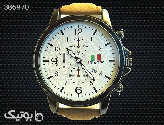 ساعت اسپرت ITALY قهوه ای ساعت