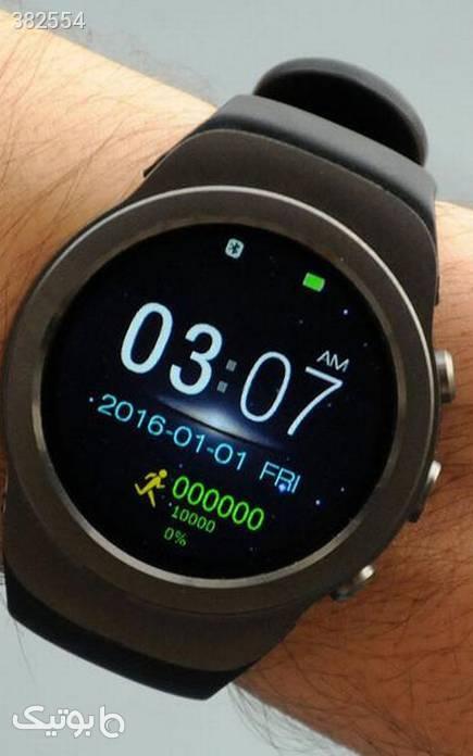 ساعت هوشمند k9 مشکی ساعت