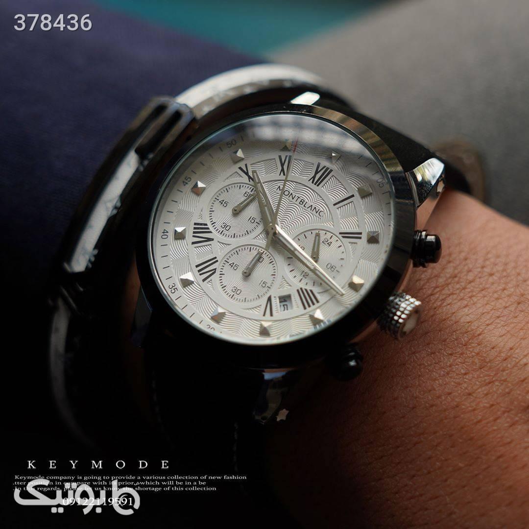 ساعت سفید ساعت