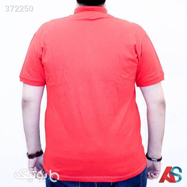 تیشرت سایز بزرگ کد محصول TF723 مشکی سایز بزرگ مردانه