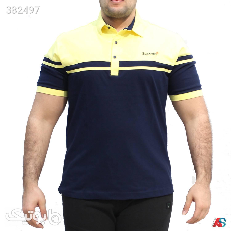 پلوشرت سایز بزرگ کد محصولplov15 زرد سایز بزرگ مردانه
