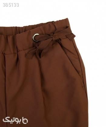 شلوار زنانه جین وست Jeanswest قهوه ای شلوار زنانه