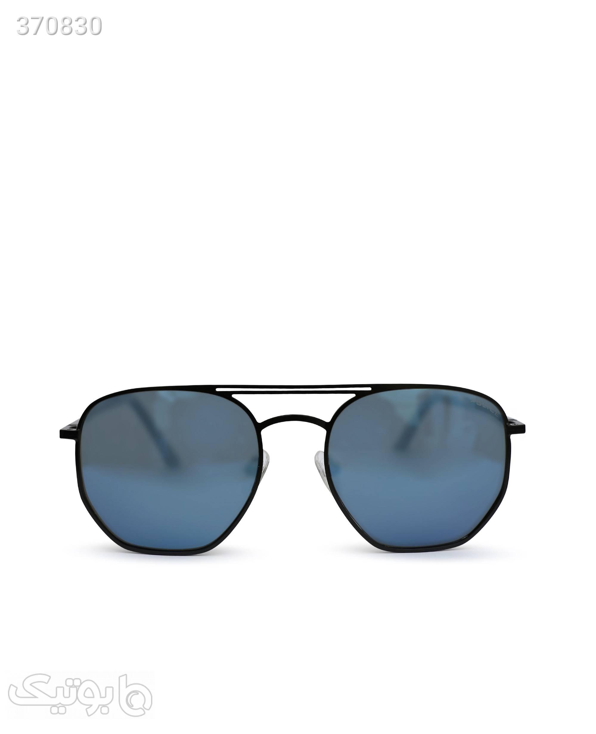 عینک آفتابی Police کد AD300 آبی عینک آفتابی