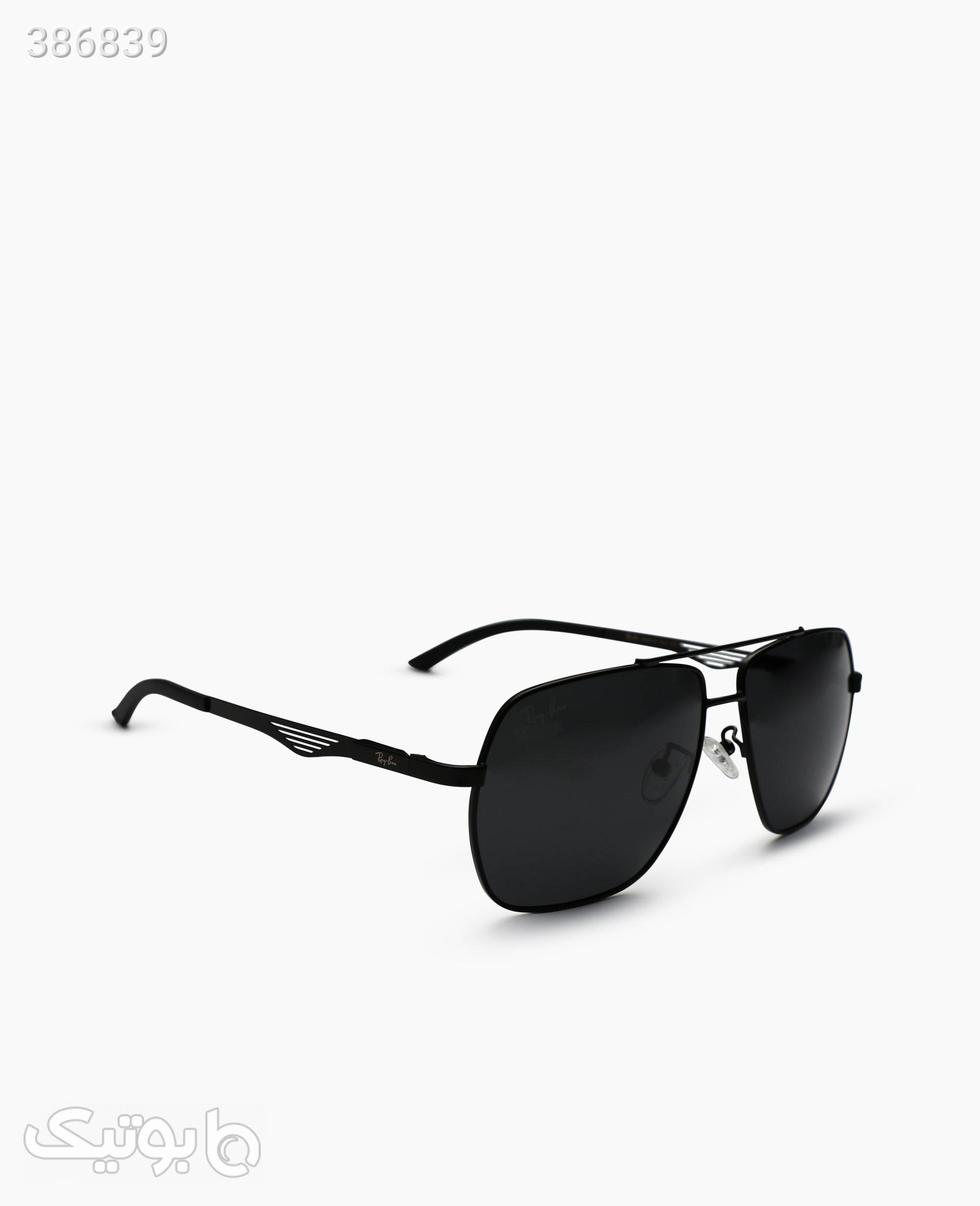 عینک آفتابی Ray.Ban کد 3239 مشکی عینک آفتابی
