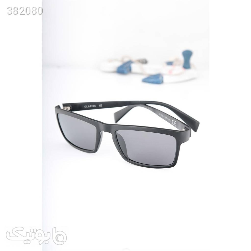 فروش نقدی عینک دودی زنانه مدل BF10105 برند bu-farkli از ترکیه مشکی عینک آفتابی