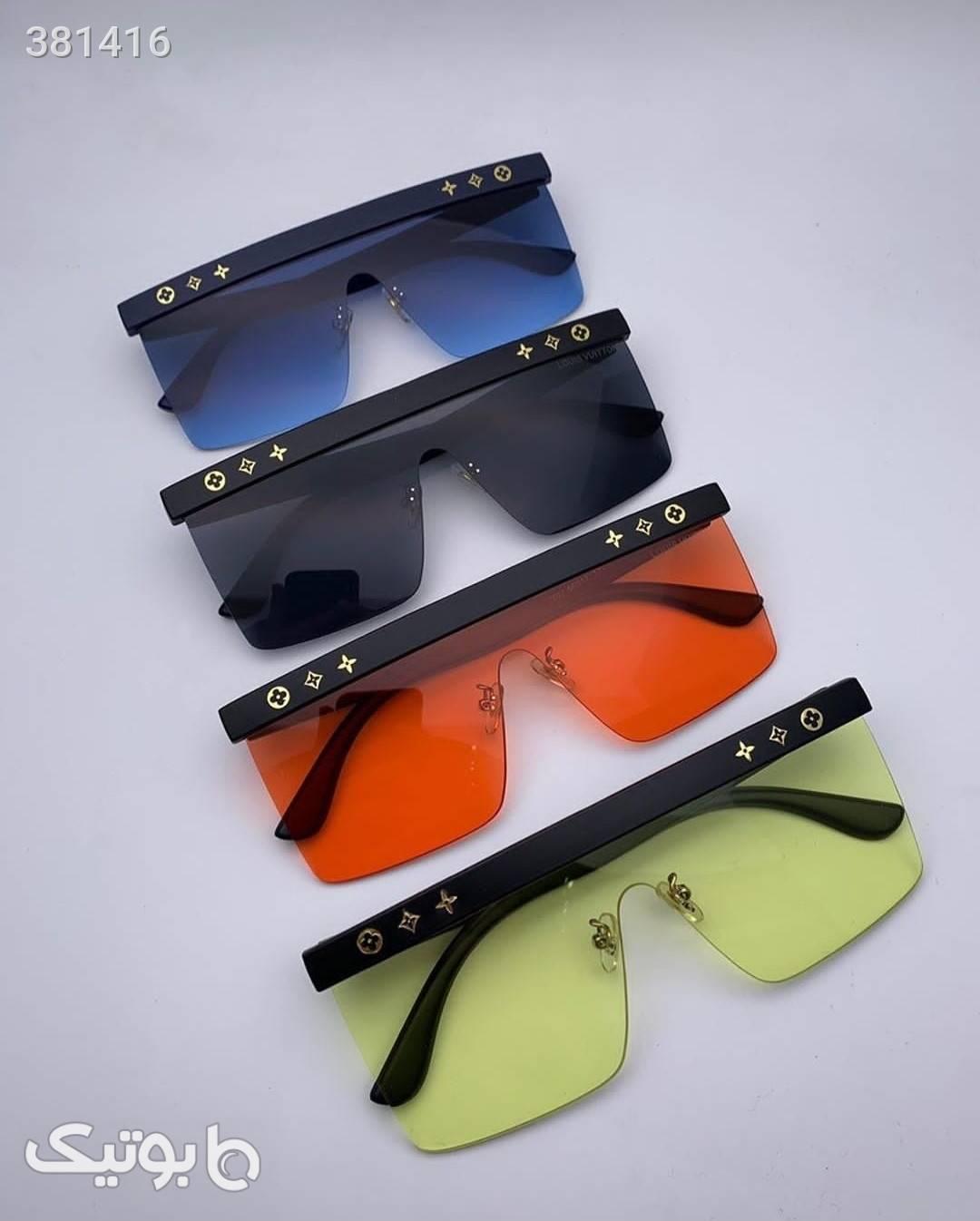 عینک فشن مشکی عینک آفتابی