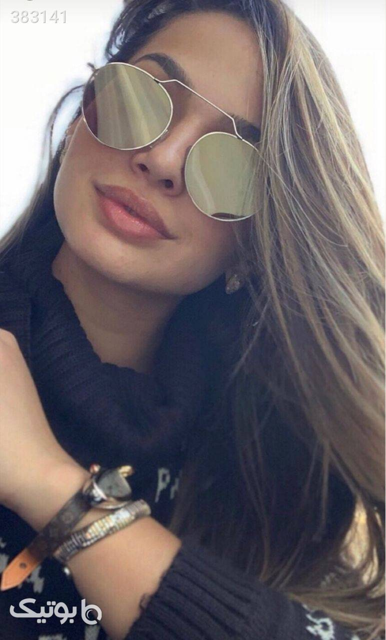 عینک افتابی فشن مشکی عینک آفتابی