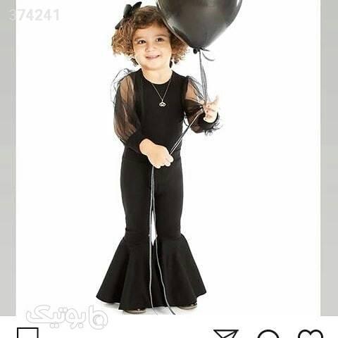 بلوز و شلوار دخترانه اسپرت مجلسی سبز از فروشگاه مزون مادر | بوتیک