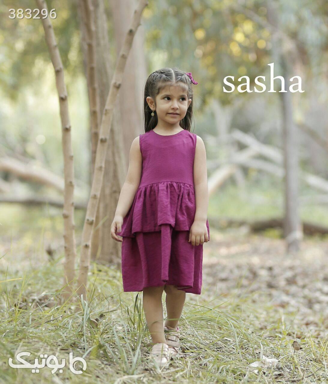 نام طرح : جانان مشکی لباس کودک دخترانه