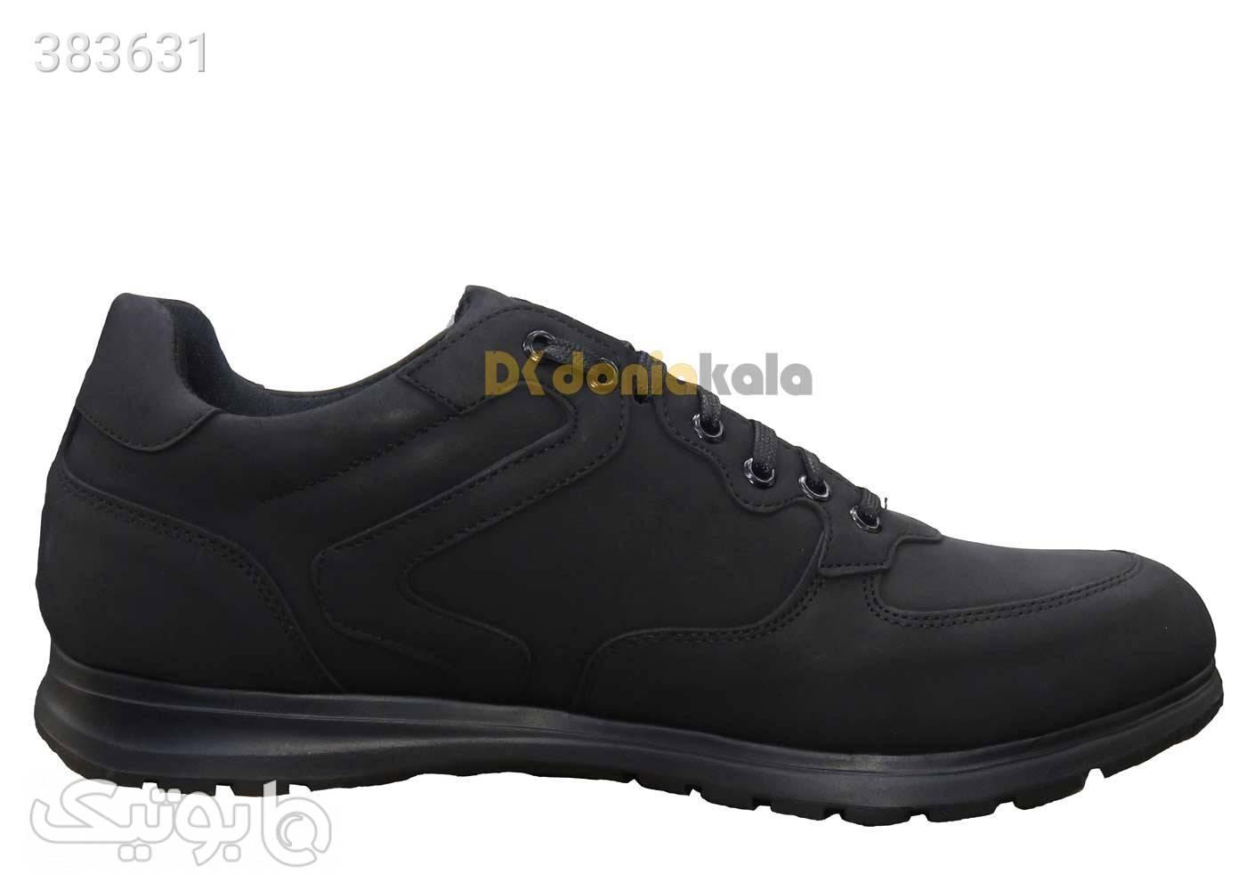 کفش مجلسی و روزمره مردانه کلاسیک Clasic مشکی كتانی مردانه