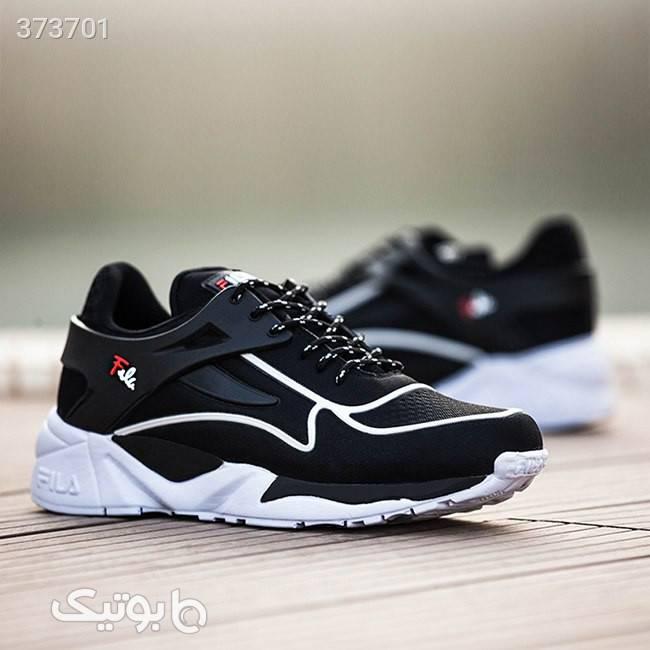 کفش مردانه Fila مدل Kils مشکی كتانی مردانه
