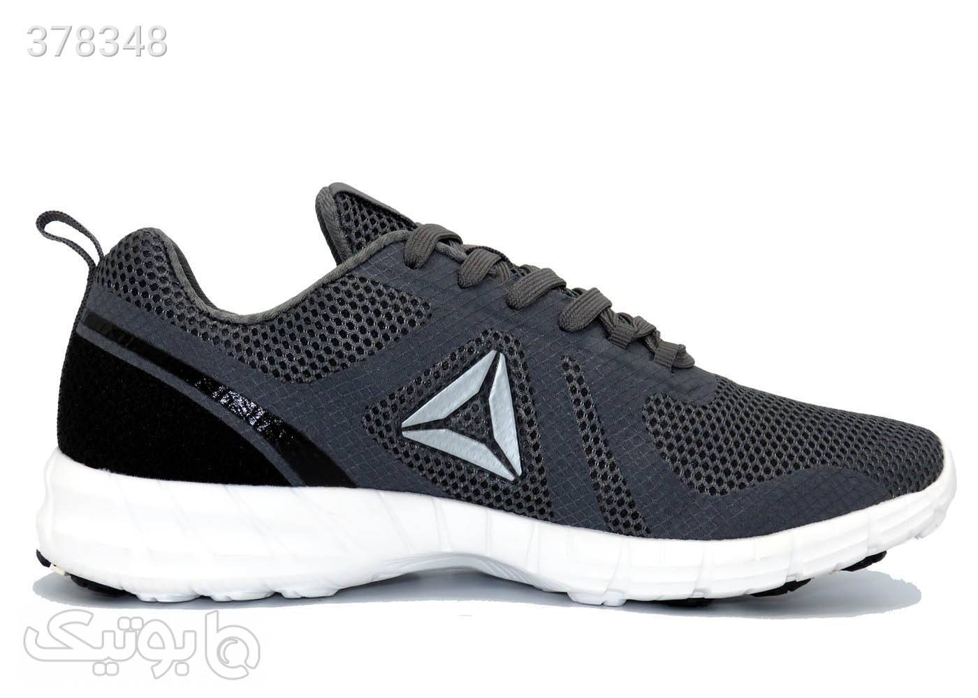 کفش و کتونی اسپرت مردانه مخصوص پیاده روی ریبوک مدل reebok 3j40070400170 طوسی كتانی مردانه
