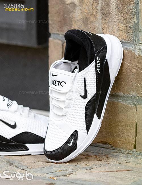 کفش مردانه Nike مدل 11047 مشکی كفش مردانه
