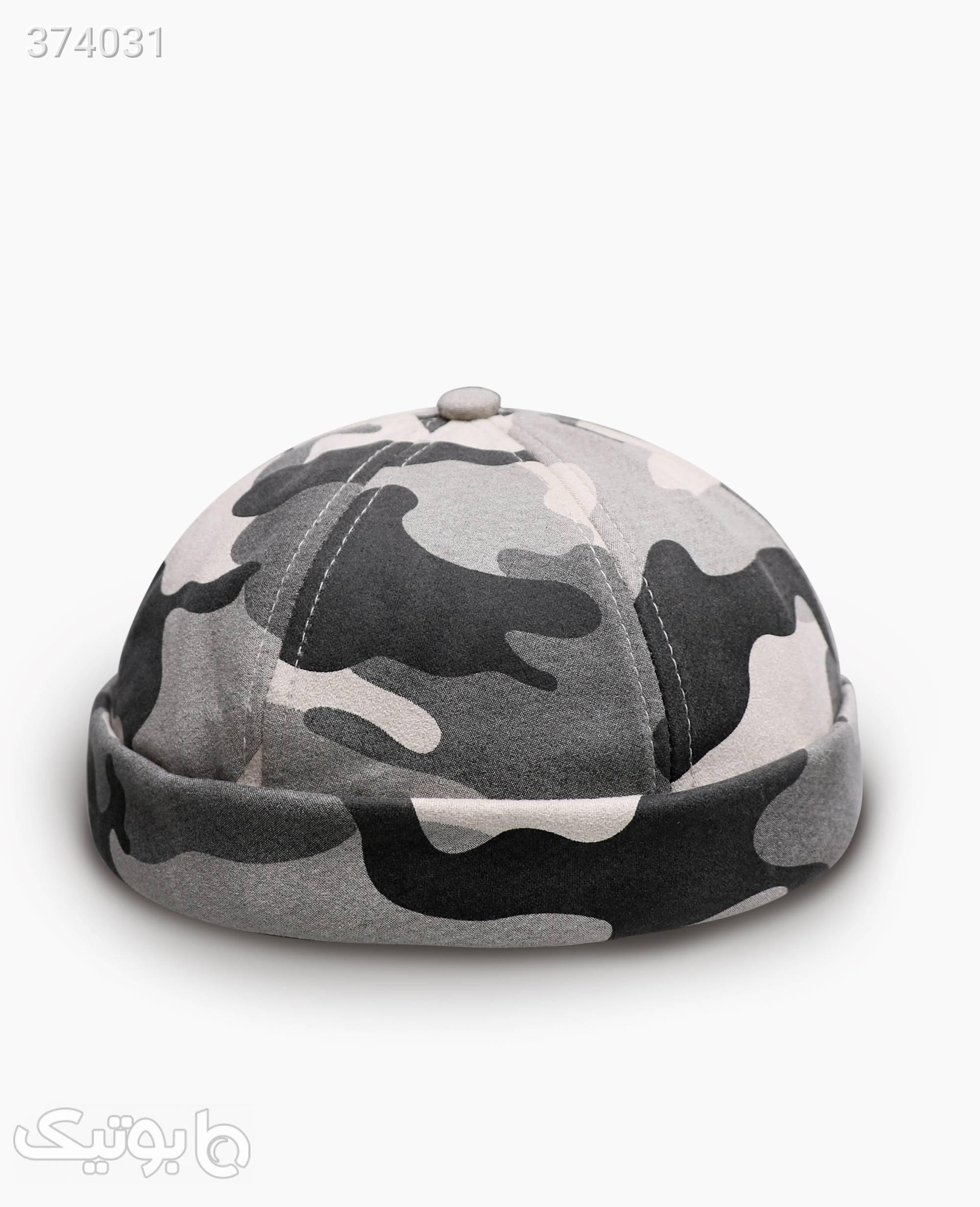 کلاه بدون نقاب چریکی کد 1987 سبز کلاه و اسکارف