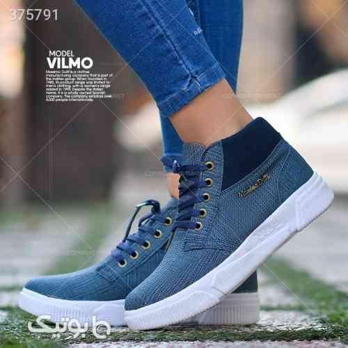 کفش ساقدار دخترانه vilmo آبی 98 2020