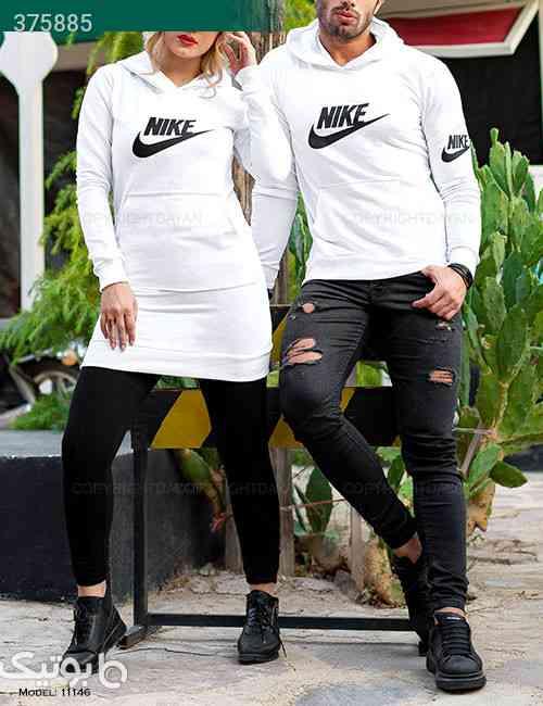 ست دونفره Nike مدل 11146 سفید 98 2020