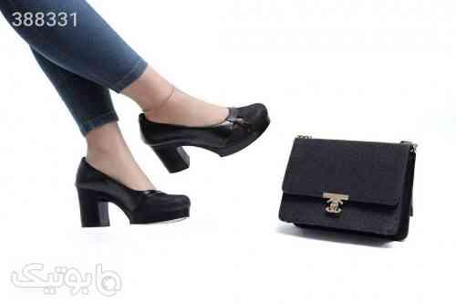 کفش طبی جدید مدل مارال مشکی 98 2020