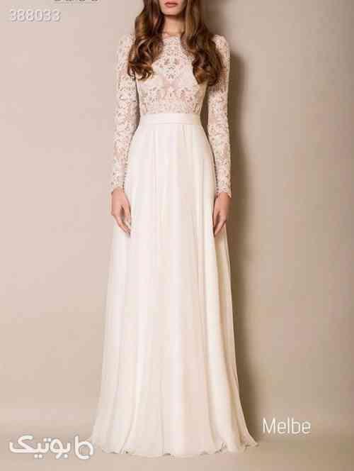 لباس عروس فرمالیتە سفید 98 2020