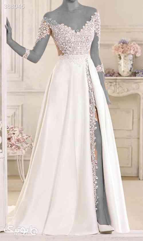 لباس عروس سفید 98 2020