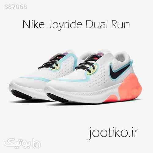 نایک جوی راید دوئل زنانه Nike Joyride Dual Run سفید 98 2020