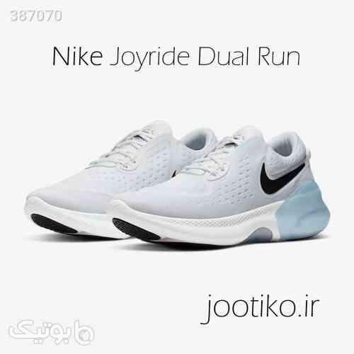 نایک جوی راید دوئل مردانه Nike Joyride Dual Run طوسی 98 2020