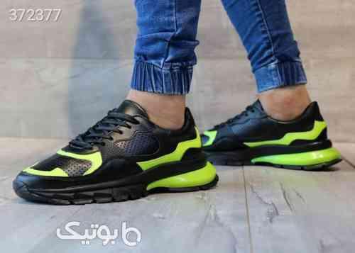 کفش مردانه اسپرت سبز سبز 98 2020