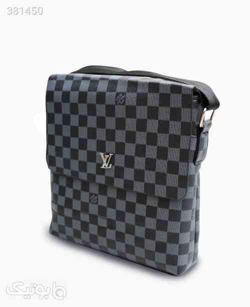کیف دوشی Louis Vuitton مدل 5865 مشکی 98 2020