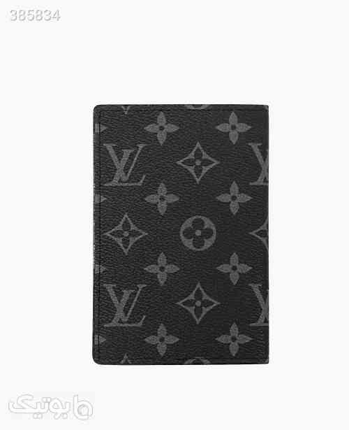 کیف مدارک LOUIS VUITTON کد 4478 مشکی 98 2020